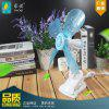 With Clip Fan Four Leaf Mini Miniature Clip Fan Home Student Dormitory Bed Small Electric Fan 480 - PROSZEK