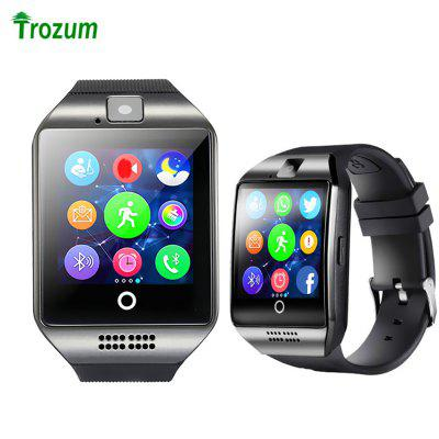 db9ce81ac On Sale Q18 Smart Watch with Mobile Phone Bluetooth Card