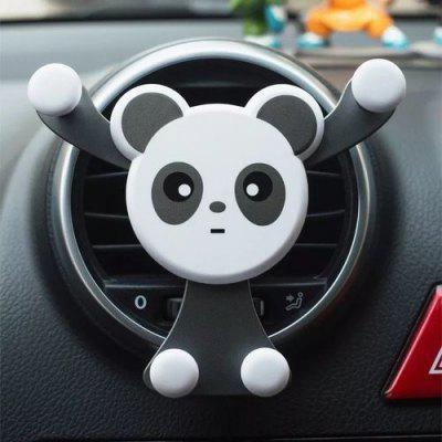 Universal Car Smartphone Stand Holder Air Vent Mobile Phone Holder