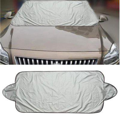 Car Windscreen Front Or Rear Window Frost Ice Snow Shield Dust Cover Protector
