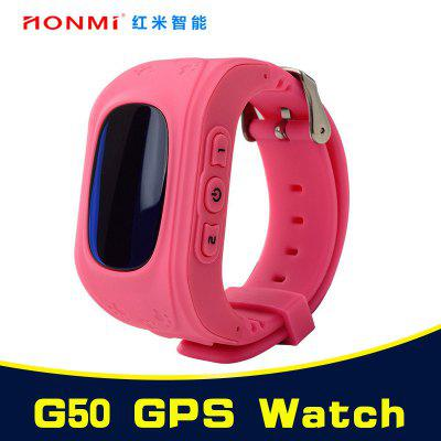 Q50 Children's Smart Watch GPS Positioning SOS Watch Mobile Phone Kids Watch