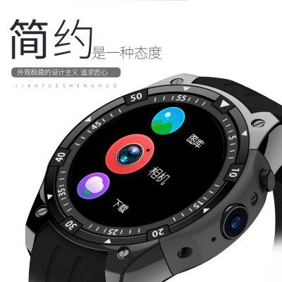 New X100 Android 3G Smart Watch Card Call HD Camera WIFi Positioning Smart Watch Image