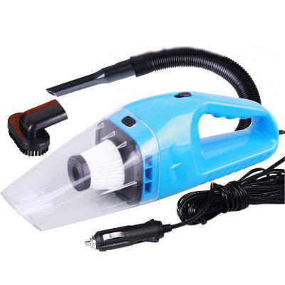120W Car Vacuum Cleaner High-power Car Vacuum Cleaner Wet And Dry Car Vacuum Cleaner