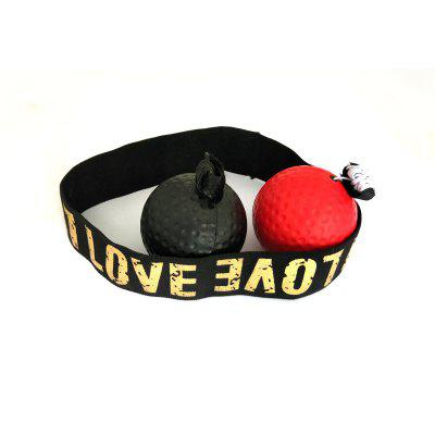 Air Strike Training Speed Boxing Reaction Ball Headband