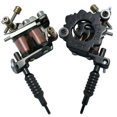 Mini Tattoo Machine Ornamenten Tattoo hanger Tattoo sieraden Craft sieraden cadeau Tattoo apparatuur accessoires