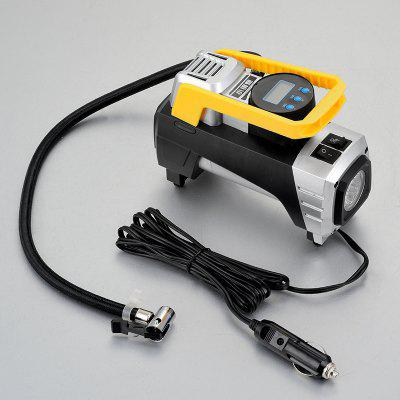Car Air Pump Metal Air Pump 12v Single Cylinder Air Pump High Power Portable Air Pump