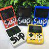 SUP Handheld Game Console 400 In 1 Nostalgic SUP Game Machine Classic Color Screen Sup Game Console - BLACK