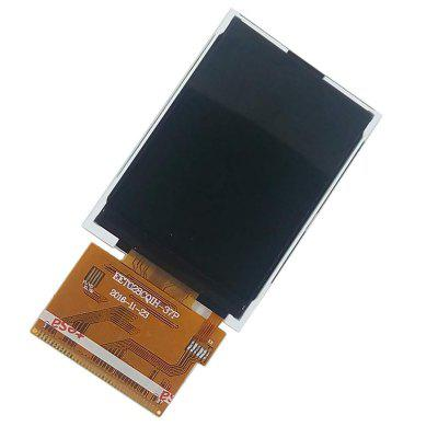 2.8 Inch LCD Screen TFT LCD High Brightness Wide Viewing Angle With Resistive Touch Screen