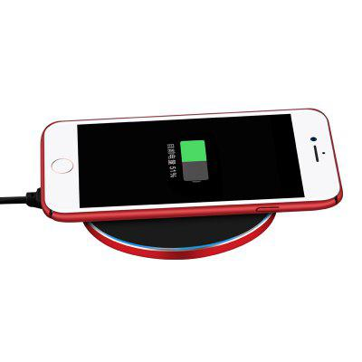 Wireless Charger Mobile Phone Case Cover Built-in Receiver for  Iphone6/6s/7/6P/6SP/7P