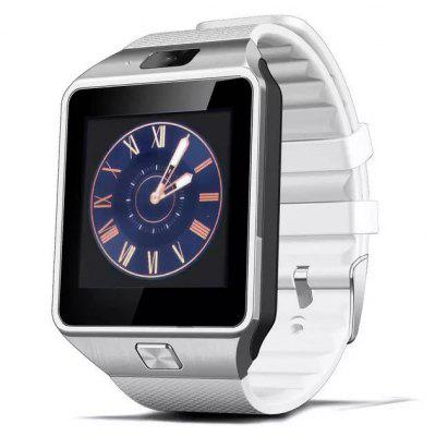 DZ09 Smart Watch Music Camera Bluetooth Vision Heart Rate Blood Pressure Exercise Running Watch Pedometer Function