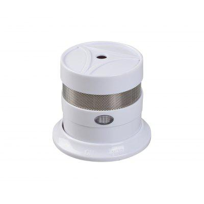 Lifetime ten years lithium battery independent photoelectric smoke sensor smoke detector fire induction