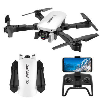R8 4K Professional HD Mini UAV Folded Dual Camera Optical Flow Follow RC Drone Quadcopter Image