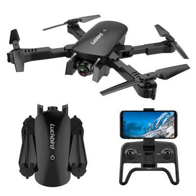 R8 4K Professional HD Mini UAV Folded Dual Camera Optical Flow Follow RC Drone Quadcopter