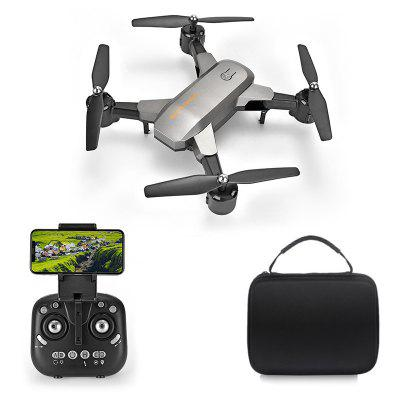 Folding Dual Camera Aerial Drone 4K HD RC Quadcopter Optical Flow Positioning Remote Control Aircraft