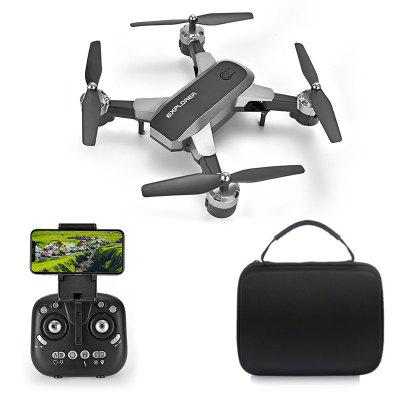 Folding Dual Camera Aerial Drone 4K HD RC Quadcopter Optical Flow Positioning Remote Control Aircraft 1pcs rc aircraft quadcopter frame e450pro carbon fiber folding drone frame kit for aerial photography x4x8 multicopter accessory