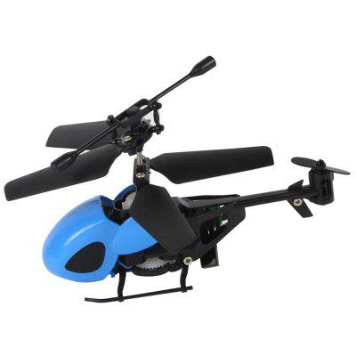 2-port Remote Control Helicopter Mini RC Airplane Model Childrens Toy
