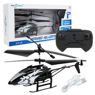 Two-way Remote Control Helicopter Model Aircraft Shatterproof Boy Toys