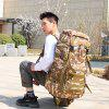 Tactical Camouflage Backpack Men Travel Bag Large Capacity Outdoor Mountaineering - DESERT CAMOUFLAGE