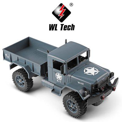 1:12 Weili 124,301 Electric Remote Control Four-wheel Drive Dodge Military Truck US Toy Simulation