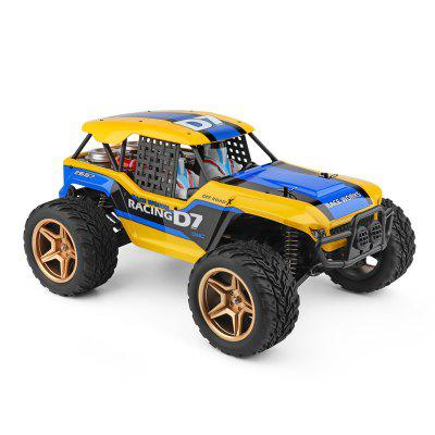 RC Car Great Power Electric Wheel Drive Off Road Desert High Speed Four Independent Suspension 45KM / H