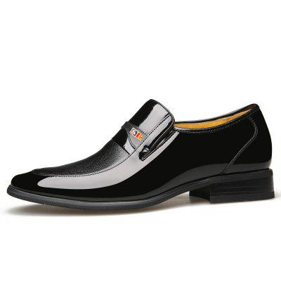 Men Shoes Dress Business Fashion Casual Leather for Spring