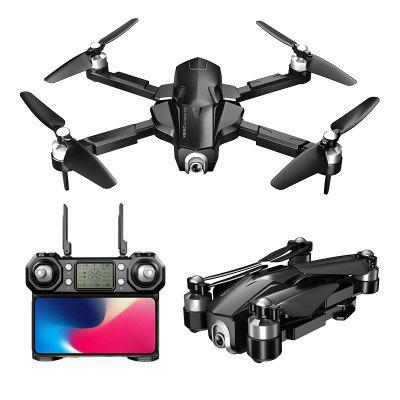 Folding Brushless Long Life UAV Aerial HD Professional Gesture Remote Control Aircraft Quadcopter Dron Image