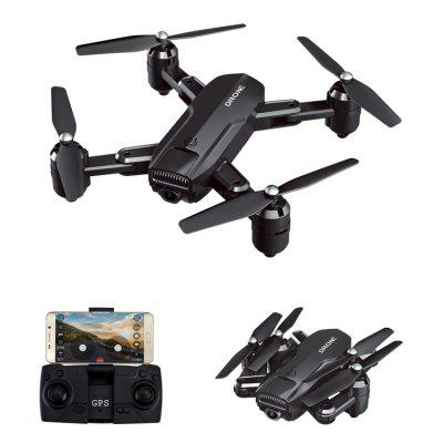 High-definition Camera WiFi GPS RC Drone Accurate Positioning Portable Quadcopter Image
