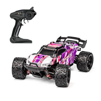 Фото - 1:18 Remote Control Four-wheel Drive Full-scale High-speed Off-road Vehicle PVC Drift Monster Truck Model 18321 4x4 wheel drive new outdoor waterproof