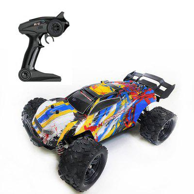 1:18 Remote Control Four-wheel Drive Full-scale High-speed Off-road Vehicle PVC Drift Monster Truck Model 18321