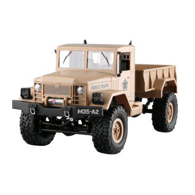 Snow Wheel Military Truck Load 3KG Remote Control Car Can Be Equipped With High-definition Camera Wifi 300,000 Toys