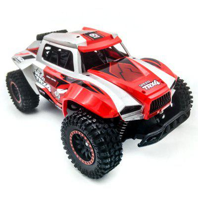 Short Card 2.4G High-speed Drift Off-road Remote Control Car Toy Model Climbing
