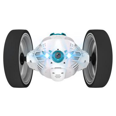 Phone Remote Control Car Bouncing High-definition Wide-angle Camera WIFI Interactive Toys Deformation