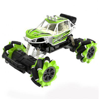 2.4G Omni-directional Remote Control Climbing Car Stunt Drift Laterally Dancing Off-road Vehicles Electric Toy