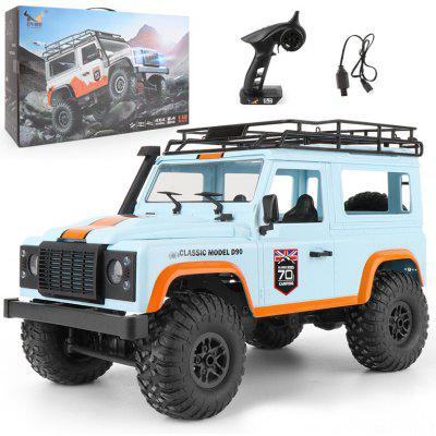 2.4G Remote Control Four-wheel Drive Off-road Climbing Car Model Full-scale Children's Toys