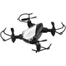 4K Folding Mini Remote Control Airplane Aerial Drones WIFI Given High Four-axis Aircraft, Helicopters
