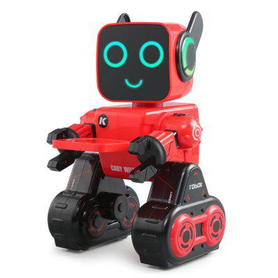Educational Robot Toys For Children Early Childhood Music And Light Cute To Sing Dance Financial Education