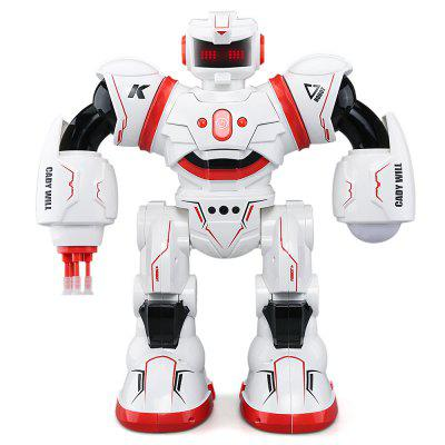 Large Early Learning Intelligent Gesture Sensing Robot Puzzle Electric Remote Control Light Music Dancing Childrens Toys