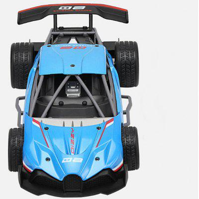 Childrens Toy Remote Control Car Speed Racing RC Alloy High-speed Charging Drift Rc