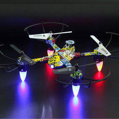 Toy Drone H235 Given High Ruggedness Remote Control Aircraft Children UAV Aerial Quadcopter