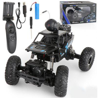 Selling High-speed Real-time Wireless Remote Control Car Camera WIFI-wheel-drive Sport Utility Vehicle Climbing Toys For Children