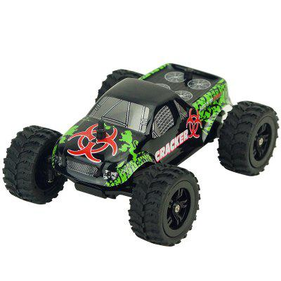 2.4G Wireless Mini RC Remote Control Cars Proportion Throttle Speed Car Drift Electric Toy Model