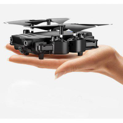 Remote Control Aircraft HD Shoot Drone LS11 Toy Four-axis Aircraft DRONE Double Camera Long Battery Life