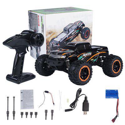 HBX 9A Brushless Four-wheel Drive Off-road Remote Control Car Bigfoot 2.4G High-speed Drift Racing Model Climbing
