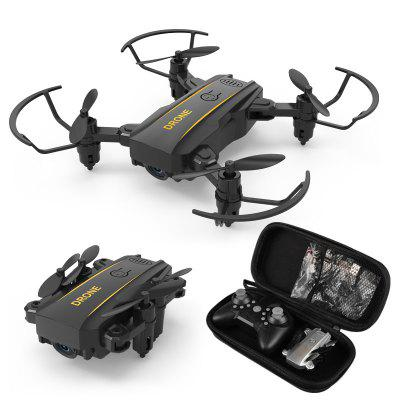 R6 Fold 4K Aerial Mini Drone High Definition Remote Control Helicopter Small Aircraft Toys