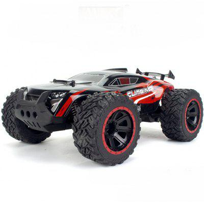 1:14 RC Remote Control Car Professional Big Foot Climbing Off-road Racing Toy Model