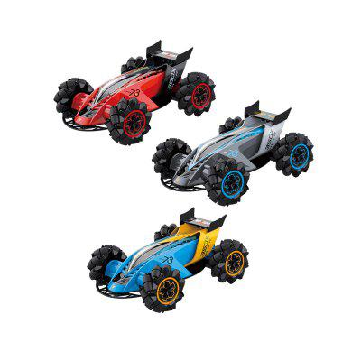 Stunt Off-road Vehicle Drift Hand-sensing Remote Control Car Children Side Row Climbing High-speed Toy Universal Rotary Light