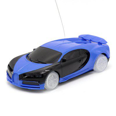 Wireless Remote Control Car 1:24 Simulation Colorful Light Childrens Toy Model Gift Box