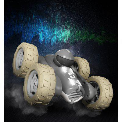 Double-sided Roll-up Car Remote Control Special Truck Climbing Off-road Vehicle for Children Electric Remote Control Toy Car 5 10 15 20 25 30x1 52m multicolor camouflage vinyl wrap roll car styling sticker motorcycle truck car camo wrapping film foil