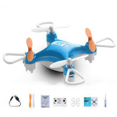 Four-axis Mini Drone Portable Remote Control Aircraft Toys Micro Aircraft