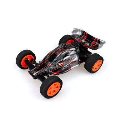2.4G Wireless Mini RC Remote Control Cars Proportion Throttle Speed Car Drift Remote Control Electric Toy Car Model creative diy assembled building block remote control toys rc military car model toy with remote control for kids